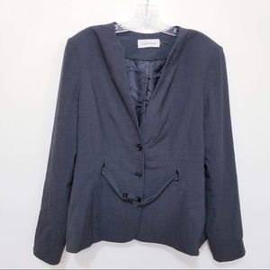 Calvin Klein Career Blazer Fully lined